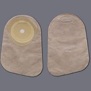 """Colostomy Pouch Premier One-Piece System 9"""" Length 5/8 to 2-1/8"""" Stoma Closed End Trim To Fit (#82300, Sold Per Box)"""