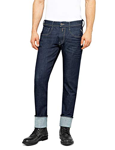 Replay Anbass Jeans voor heren Slim Fit