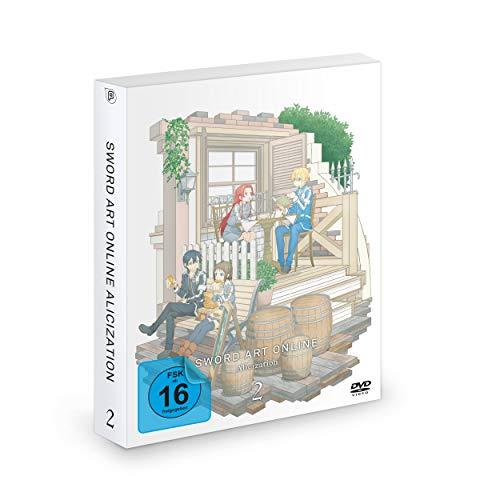 Sword Art Online: Alicization - Staffel 3 - Vol.2 - [DVD]