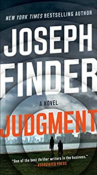 Judgment: A Novel by [Joseph Finder]