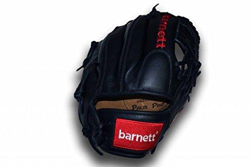 BARNETT GL-110 Baseball Handschuh, Echtleder, Wettkampf, Infield 11