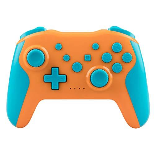 YOUANG Controlador de interruptor inalámbrico para N-Switch NS Switch Pro, batería recargable, controlador Bluetooth inalámbrico con vibración