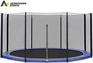 ULTRAPOWER SPORTS Ersatznetz Sicherheitsnetz Trampolinnetz für Trampolin Ø 244 305 366 430 cm