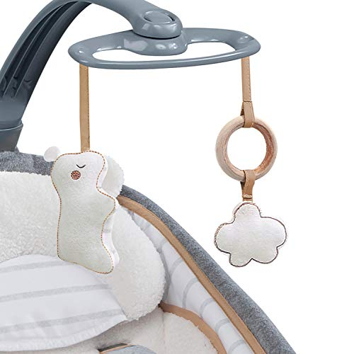 41fo7JtlQmL The Best Ingenuity Baby Swings for 2021 [Compared & Review]