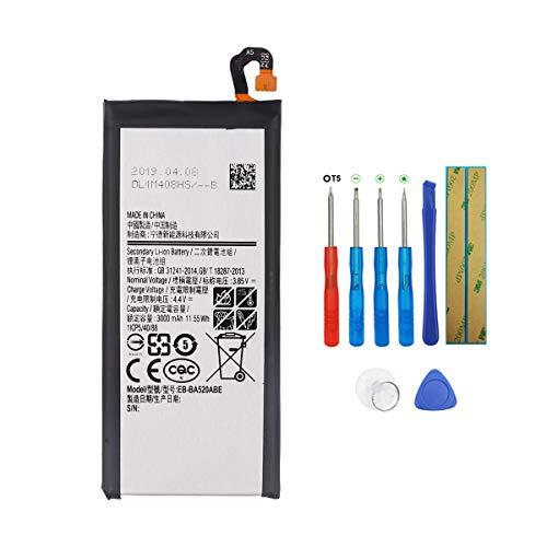 swark batería EB-BA520ABE para Samsung Galaxy A5 2017 (A520F) con herramientas