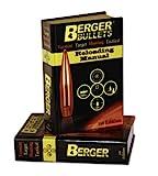 Berger Bullets Reloading Manual, 1St Edition
