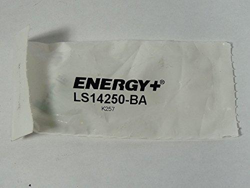 Pile lithium Saft LS14250 1/2AA - Saft Lithium 3,6V LS 14250 - Lot de 10