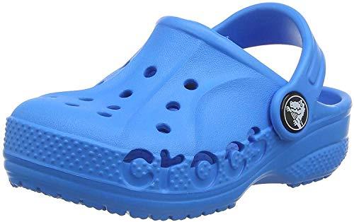 Crocs Unisex-Kinder Baya K Clogs, Ocean, 33/34 EU