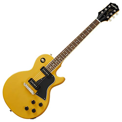 Epiphone Les Paul Special TV Yellow E-Gitarre