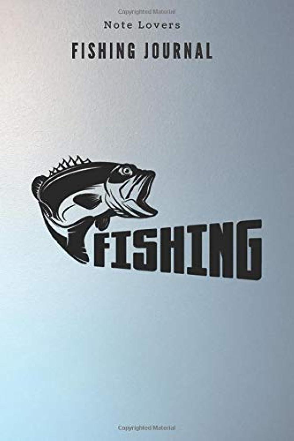 同種の増幅レコーダーFishing - Fishing Journal: Fishing Log Book | Perfect Gift For Gift for Fishing Lover
