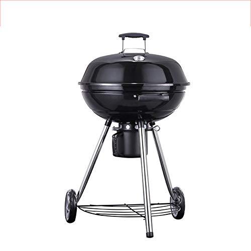 barbecue a carbonella 100 cm GL-Home Barbecue a carbonella da 100 cm