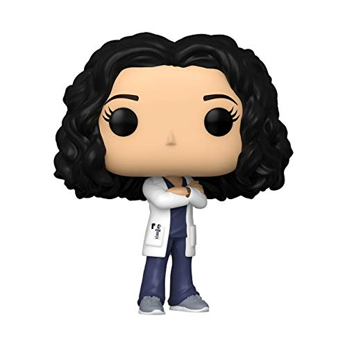 Funko Pop! TV: Grey's Anatomy - Cristina Yang Multicolor, 3.75 inches