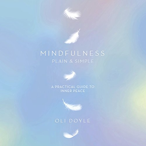 Mindfulness Plain and Simple audiobook cover art