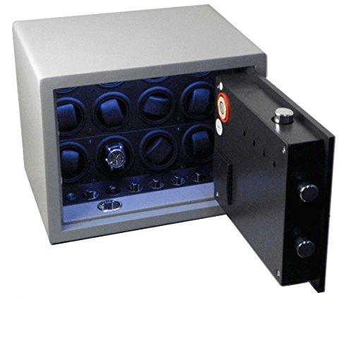 Safewinder® Type 12 S = 12 Uhrenbeweger in einem Safe