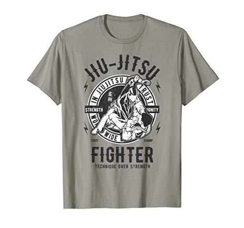 BJJ Shirt Brazilian Jiu-Jitsu Vintage T-Shirt
