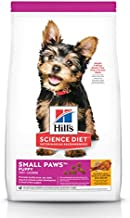 Hill's Science Diet Dry Dog Food, Puppy, Small Paws for Small Breeds, Chicken Meal, Barley & Brown Rice Recipe, 4.5 lb Bag