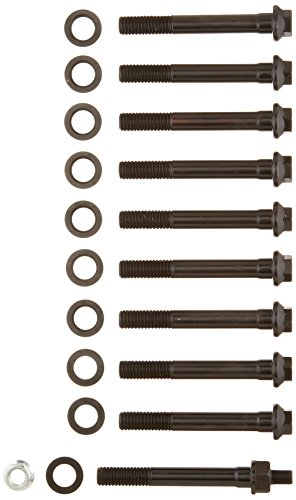 ARP 1545003 High Performance Series Main Bolt Kit For Select Ford Small Block Applications, 351W, 2-Bolt Main