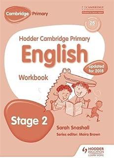 Hodder Cambridge Primary English: Work Book Stage 2