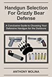 Handgun Selection for Grizzly Bear Defense: A Conclusive Guide to Choosing Your Defensive Handgun for the Outdoors