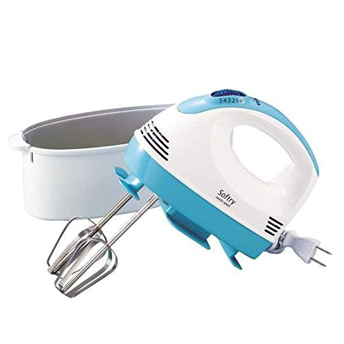 Parukinzoku Softly electric hand mixer with case D-1998 [並行輸入品]