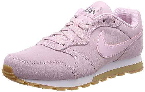 Nike Damen MD Runner 2 SE Laufschuhe, Pink (Pink Foam/Pink Foam/Black 601), 38.5 EU