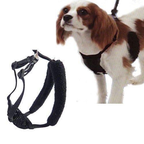 Yuppie Puppy, Anti-Pull Mesh Harness, Size Small (8