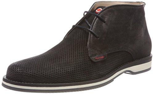 nobrand Herren David 2 Chukka Boots, Schwarz (Black), 44 EU