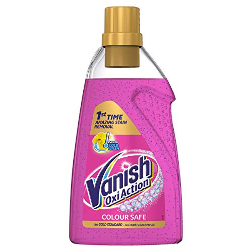 VANISH Gold Oxi Action Fleckentferner-Gel, 1425 ml