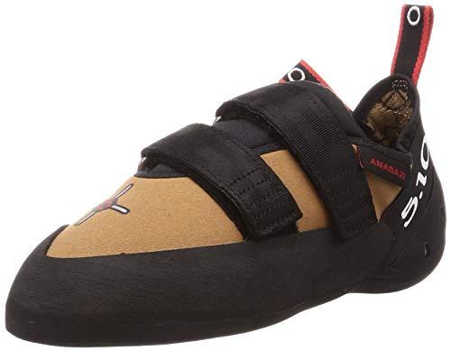 Adidas Anasazi VCS, Chaussure de Piste d'athlétisme Homme, DESNAT/NEGBÁS/Red, 38 2/3 EU