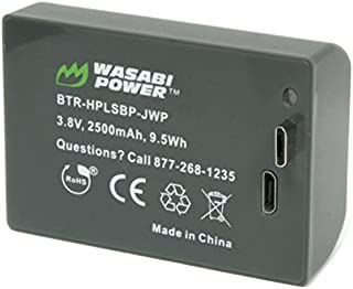 Wasabi Power Extended Battery for GoPro HERO+ and HERO+ LCD [並行輸入品]