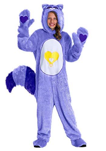 Care Bears & Cousins Child Bright Heart Raccoon Costume Medium