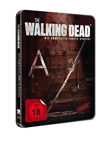 The Walking Dead - Staffel 5 (Limited Weapon Steelbook)