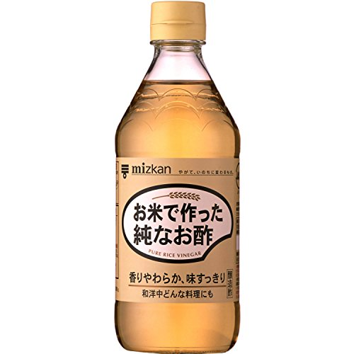 ミツカン お米で作った純なお酢 500ml×10本
