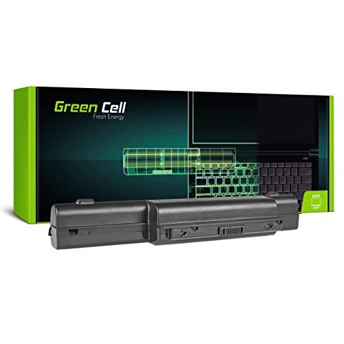 Green Cell AS10D81 AS10G3E BT.00603.111 BT.00603.117 BT.00603.124 BT.00604.049 BT.00605.062 BT.00605.065 BT.00606.008 BT.00607.125 BT.00607.126 Battery for Acer Laptop (8800mAh 11.1V Black)