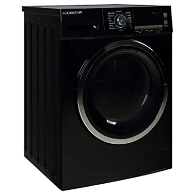 EdgeStar 2.0 Cu. Ft. All-in-One Ventless Washer and Dryer Combo - Black