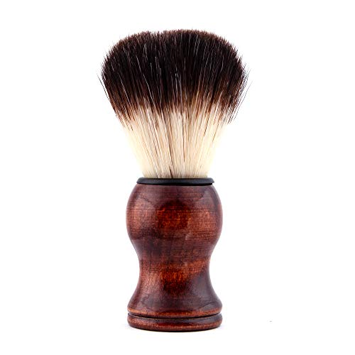 BlackSword Rasierpinsel Holz | Shaving Brush Wood