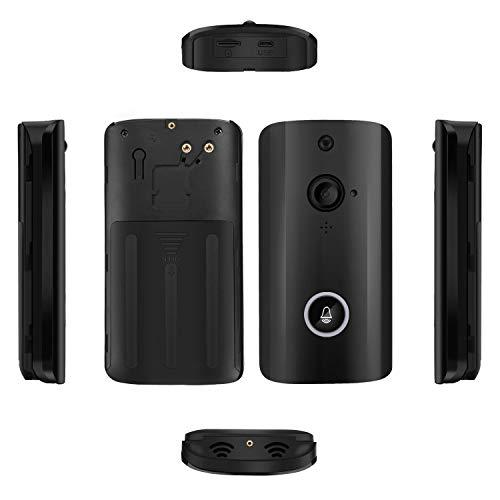 Video Deurbel Smart Wireless Wifi-Beveiliging Deurbel Visual Recording Home Monitor Night Vision Intercom Deurtelefoon Office