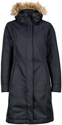 Marmot Women s Chelsea Waterproof Down Rain Coat Fill Power 700 Jet Black Medium product image