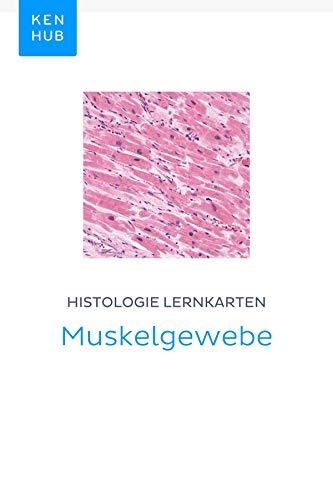 Histologie Lernkarten: Muskelgewebe: Lerne alle Gewebe unterwegs (Kenhub Lernkarten 45)