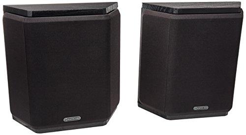 Home theater com Par de Caixa Acústica Surround Monitor Audio SBRSXB