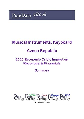 Musical Instruments, Keyboard Czech Republic Summary: 2020 Economic Crisis Impact on Revenues & Financials (English Edition)