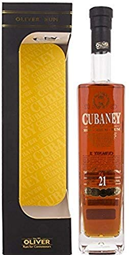 Ron Cubaney Ron Cubaney Exquisito Rum 21Y Cl.70 - 700 ml