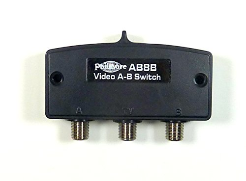 PARTS EXPRESS Deluxe A/B Coaxial Cable TV Slide Switch