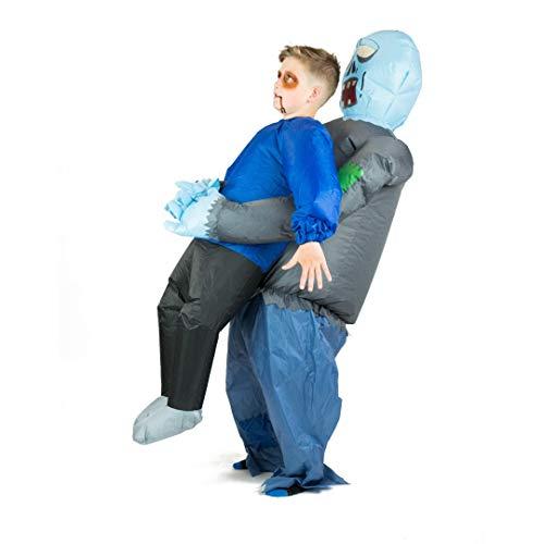 Bodysocks® Déguisement Zombie Gonflable Enfant