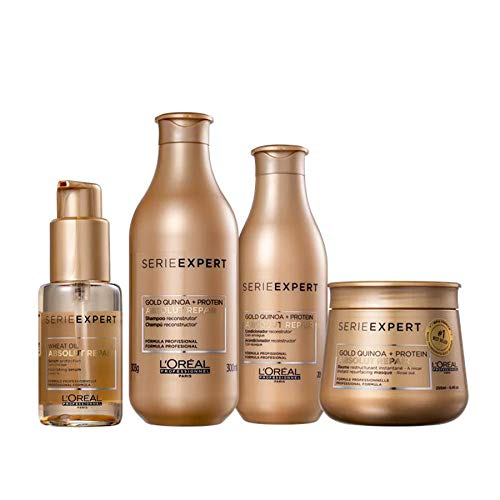 KIT LOREAL ABSOLUT REPAIR GOLD SERUM