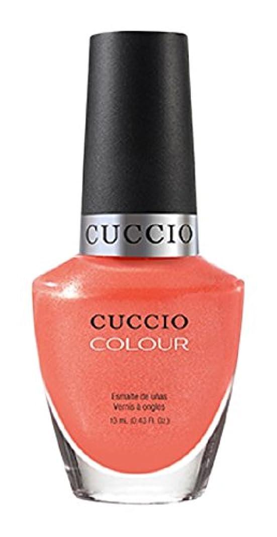 切る本能艶Cuccio Colour Gloss Lacquer - Goody, Goody Gum Drops! - 0.43oz / 13ml