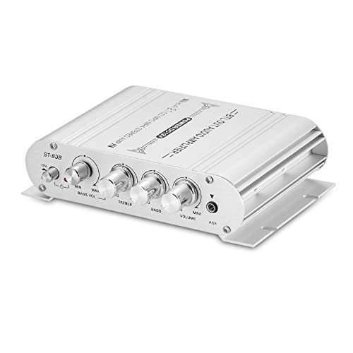 Mini Stereo 2.1 Channel Power Amplifier Home / Car / Marine Subwoofer Amplifier
