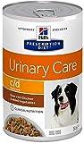 Hills Pet Nutrition PD Can C/D Stew Pollo/Verdu 354G 603866 Hills 354 g
