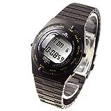[セイコーウォッチ] 腕時計 セイコー セレクション ジウジアーロ・デザイン限定モデル 限定3,000本 復刻デジタル SBJG003 メンズ ブラック