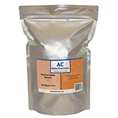 Fe2O3, also known as hematite or Iron(III) oxide This comes from a natural source so the product has slight variation in color Particle size runs about 500 mesh (30 microns) Used in welding, pigments, ceramics, along with a lot of other uses We sell ...